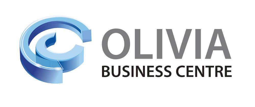 logo firmy rodzinnej Olivia Business Centre