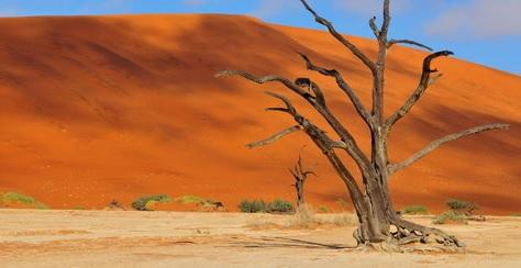Namibia: afrykański kalejdoskop