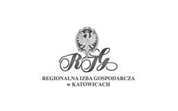 logo regionalnej izby gospodarczej w katowicach